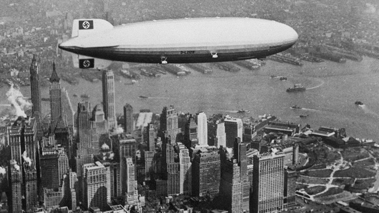 ¿Accidente o sabotaje? El FBI desclasifica las posibles causas del siniestro del Hindenburg (FOTOS)