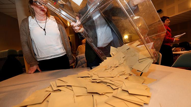 """Un francés vota por una lavadora porque es la única que """"respeta el programa"""""""