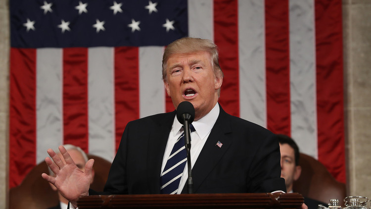 "Trump sobre sus presuntos lazos con Moscú: ""¿Cuándo va a terminar esta farsa?"""