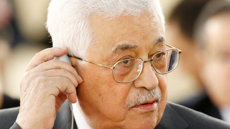 """Abbás a RT: """"El conflicto entre Palestina e Israel requiere una resolución pacífica"""""""