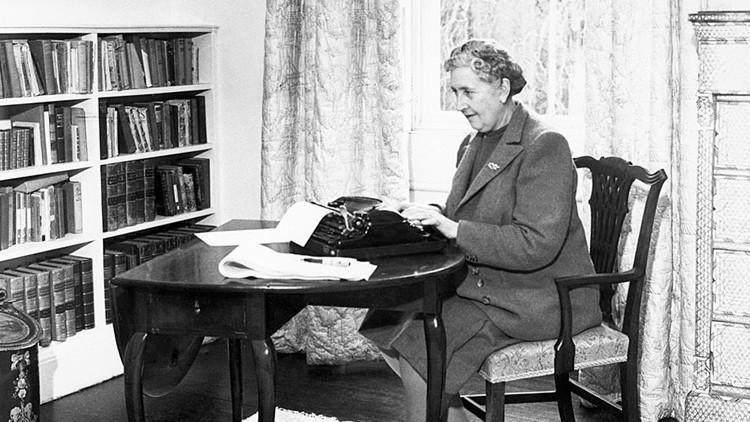 Revelan los motivos de la misteriosa desaparición de Agatha Christie