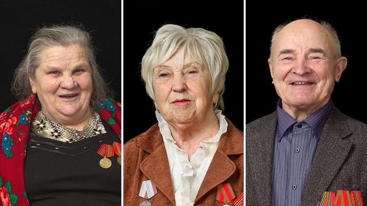 Historias de la Gran Guerra Patria: tres retratos, tres vidas, tres tragedias