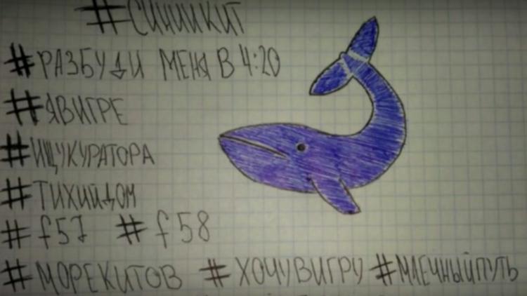El juego suicida de la 'ballena azul' se extiende por todo el mundo y alcanza China