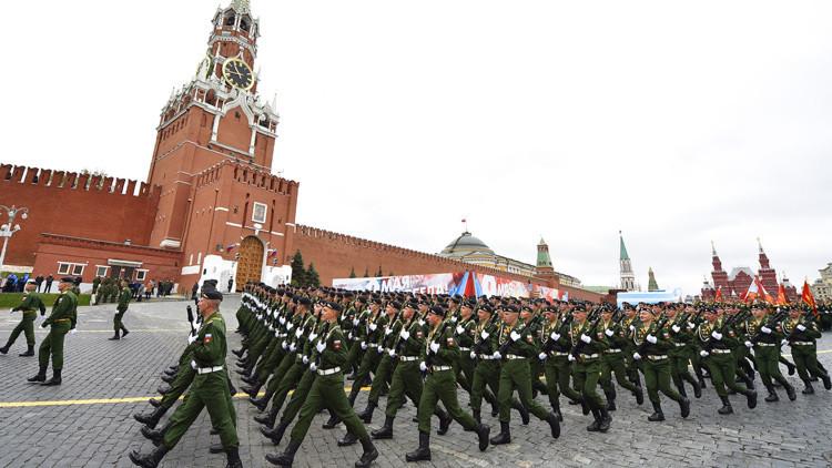 Las seis novedades que protagonizaron el desfile del Día la Victoria en Moscú