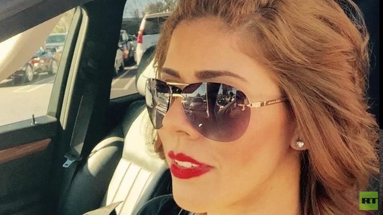 """""""Para mí siempre va a ser inocente"""": Rosa Isela Guzmán asiste a la audiencia judicial de 'El Chapo'"""