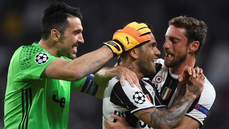 La Juventus de Turín, primera finalista de la Liga de Campeones
