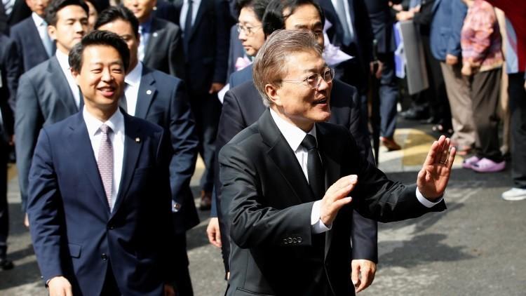 Moon Jae-in desea que Seúl aprenda a decir 'No' a EE.UU. y mejore sus relaciones con Pionyang