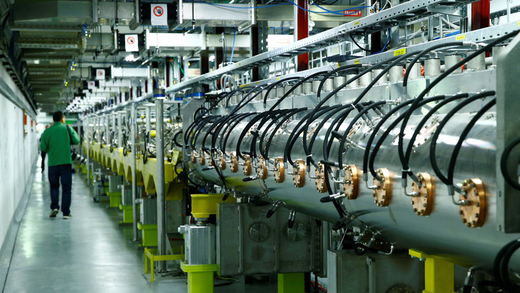 Revolución más allá de la física: el CERN inaugura su nuevo acelerador de partículas (FOTOS, VIDEO)