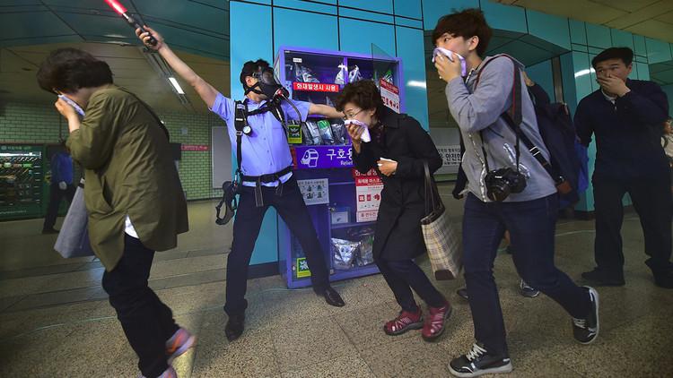 """Pionyang: la evacuación de estadounidenses en Corea del Sur es un """"preludio a la guerra"""""""