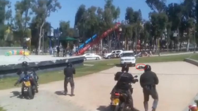 Lección de violencia: en Israel enseñan a niños de 10 años a disparar a terroristas (VIDEO)