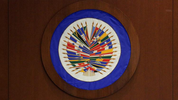La OEA acuerda la próxima semana la fecha de la reunión para tratar la situación de Venezuela