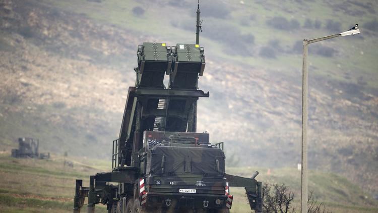 EE.UU. planea desplegar el sistema de misiles Patriot en Lituania