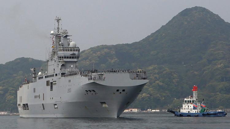 Cuatro países realizan operaciones anfibias en el mar de la China Meridional