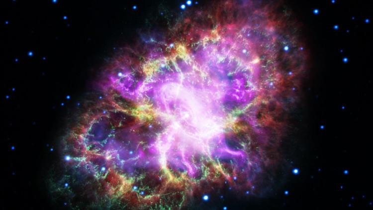 VIDEO: La espectacular Nebulosa del Cangrejo, vista desde todos sus 'ángulos'