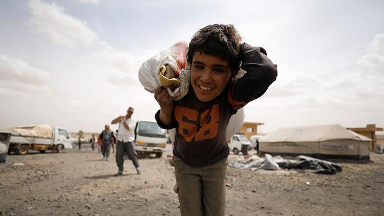 """Una familia de refugiados sirios regresa a Alepo por la """"hiperinflación"""" de Argentina"""