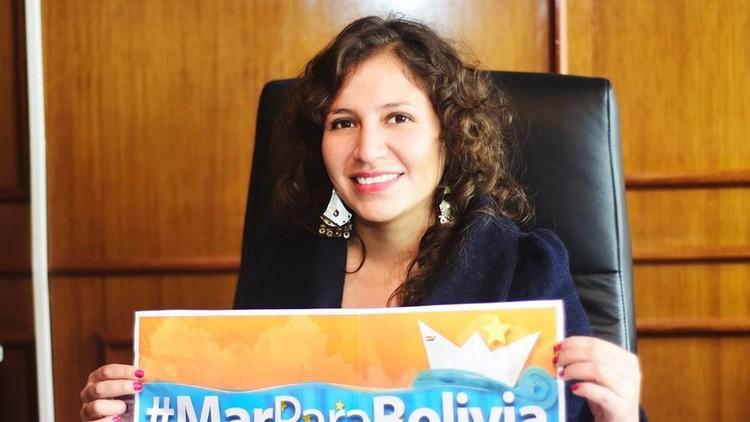 """Ministra de Salud de Bolivia: """"Ni callada ni sumisa, contra el patriarcado"""""""