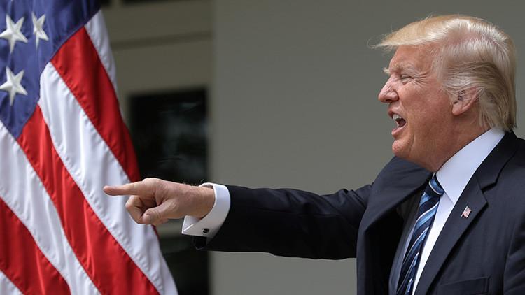 """Trump asegura que nunca pidió al FBI cerrar el caso de la """"interferencia"""" de Rusia"""