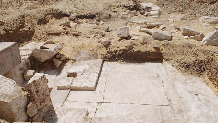 Encuentran la tumba de una princesa egipcia