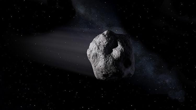 """¿Minería espacial? China quiere """"capturar"""" un asteroide para aprovechar sus materiales"""