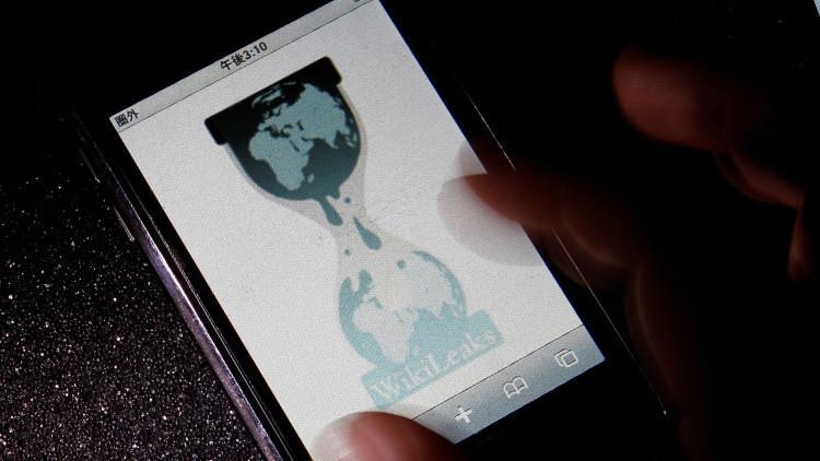 WikiLeaks publica un nuevo lote de documentos confidenciales de la CIA