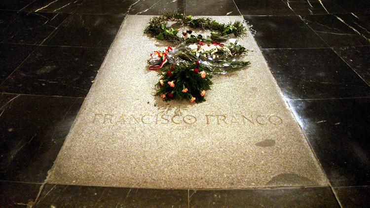 """""""No es buena idea"""": Gobierno de España no exhumará los restos de Franco"""