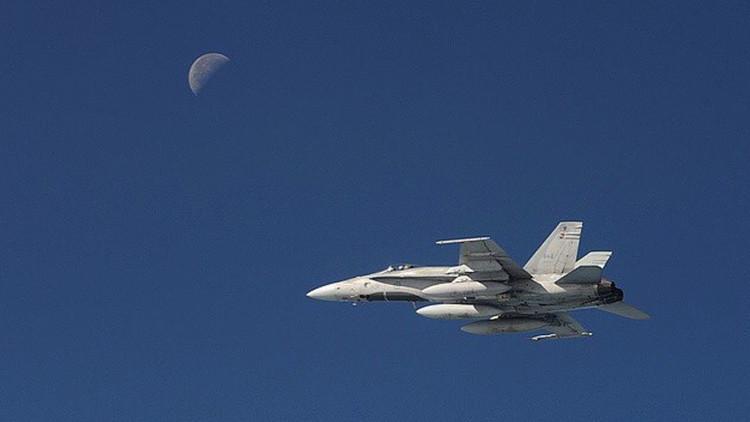 'No son la Policía Montada': Fuerza Aérea de Canadá falló en 17 blancos contra el EI en Irak