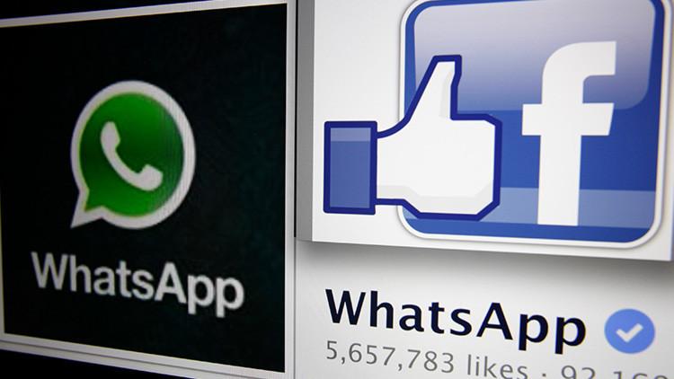 Multa a WhatsApp por compartir información de sus usuarios con Facebook