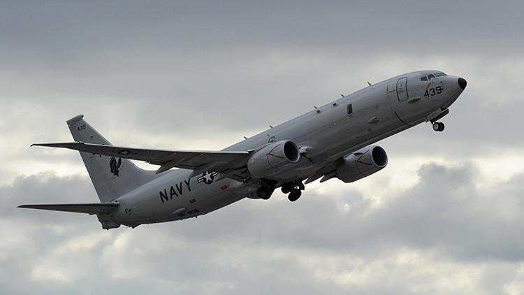 ¿Qué buscaba el avión espía estadounidense Poseidon cerca de la frontera rusa?