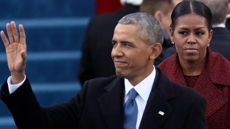 Una biografía afirma que Obama se planteó la homosexualidad
