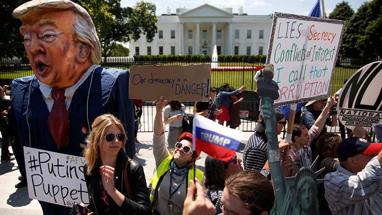 Congreso de EE.UU. ofrece nombrar un fiscal especial sobre Rusia, independiente del presidente