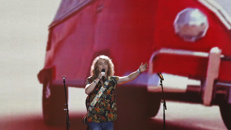 'Póngale cero': El 'gallo' del cantante español en Eurovisión 2017 explota la Red (MEMES)