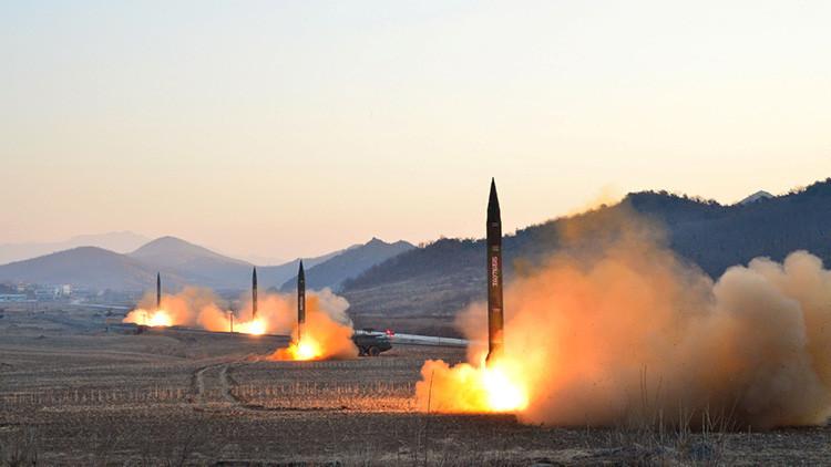 """""""Amenaza flagrante"""": EE.UU. insta a endurecer las sanciones en contra de Corea del Norte"""