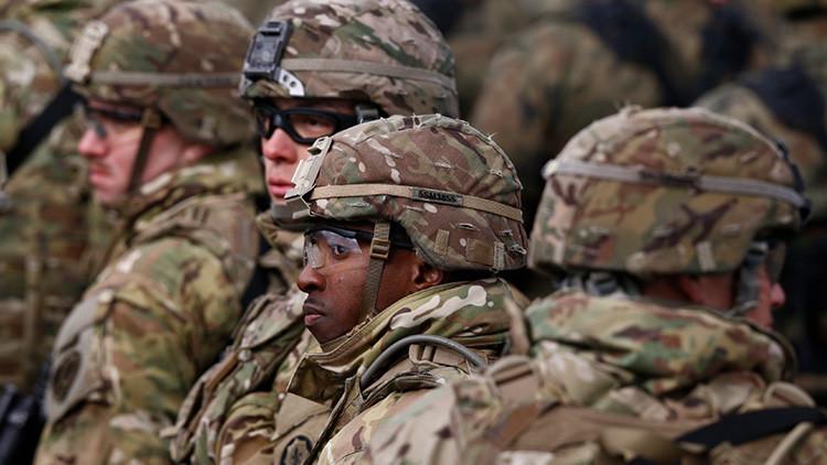EE.UU. planea reforzar su potencial militar en la región del Báltico