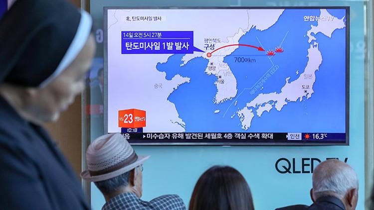 China llama a la calma tras el nuevo lanzamiento norcoreano