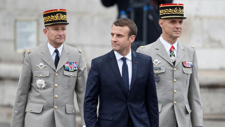 """Macron en el discurso de la investidura: la UE será """"reformada y relanzada"""""""