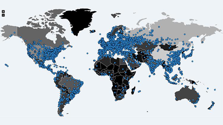 Ciberataque mundial con el virus WannaCry