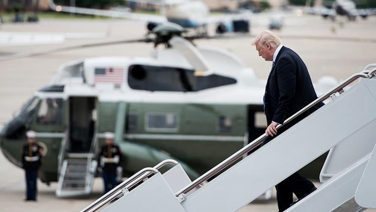 Trump convocó una reunión de emergencia tras el ciberataque global