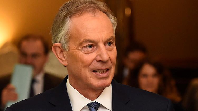 Tony Blair advierte de la desintegración del Reino Unido