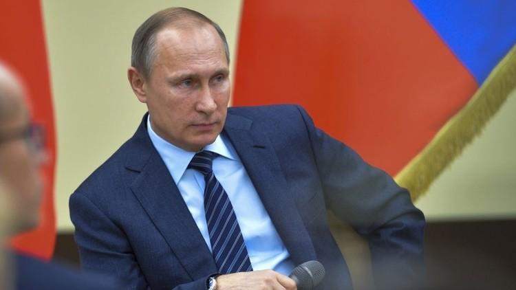 """Putin: """"Los servicios especiales de EE.UU. son la fuente del virus 'extorsionador'"""""""