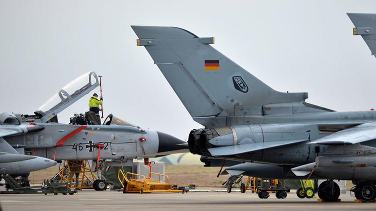Alemania se plantea retirar sus soldados de base turca