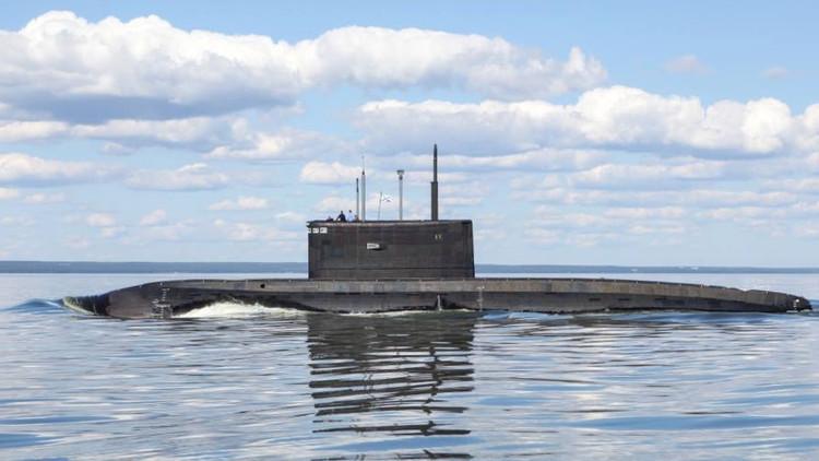 La Marina de EE.UU. sigue la pista de un submarino ruso en el Mediterráneo