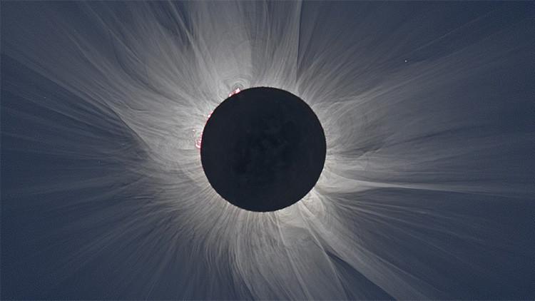 La NASA informa sobre un eclipse de sol en agosto