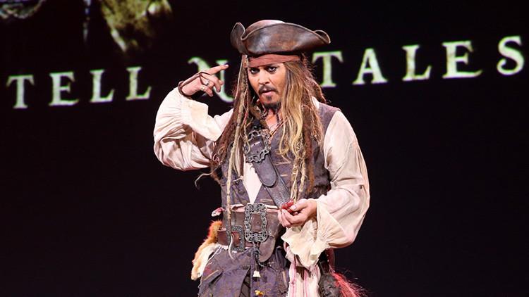 'Hackers' se apoderan de la última entrega de 'Piratas del Caribe' y piden rescate a Disney