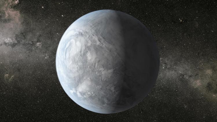 Descubren el exoplaneta más