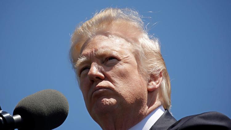 """Trump asegura que """"tenía el derecho de compartir con Rusia"""" información sobre terrorismo"""