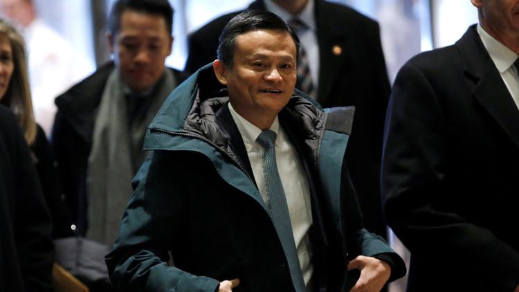 El fundador de Alibaba ya es el hombre más rico de China