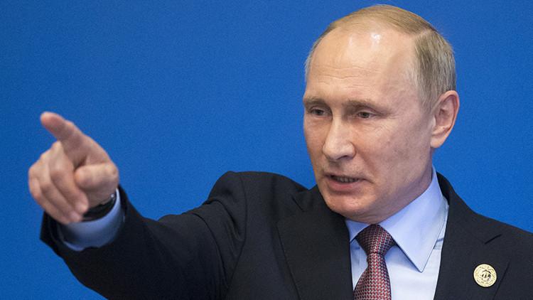 Ofrece Putin documentos de reuniones entre Trump y funcionarios rusos