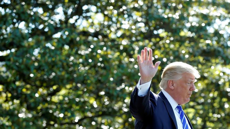 """Trump, sobre sí mismo: """"Ningún político en la historia ha sido tratado de manera más injusta"""""""
