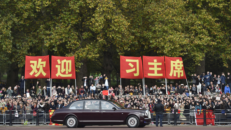 """La Nueva Ruta de la Seda: """"China será la potencia hegemónica mundial que sustituya a EE.UU."""""""
