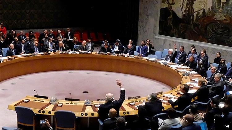 """""""Venezuela no es un tema que esté analizando el Consejo de Seguridad de la ONU"""""""